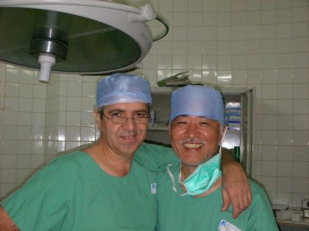 Reconstructive surgery in Niger - Operation Servant